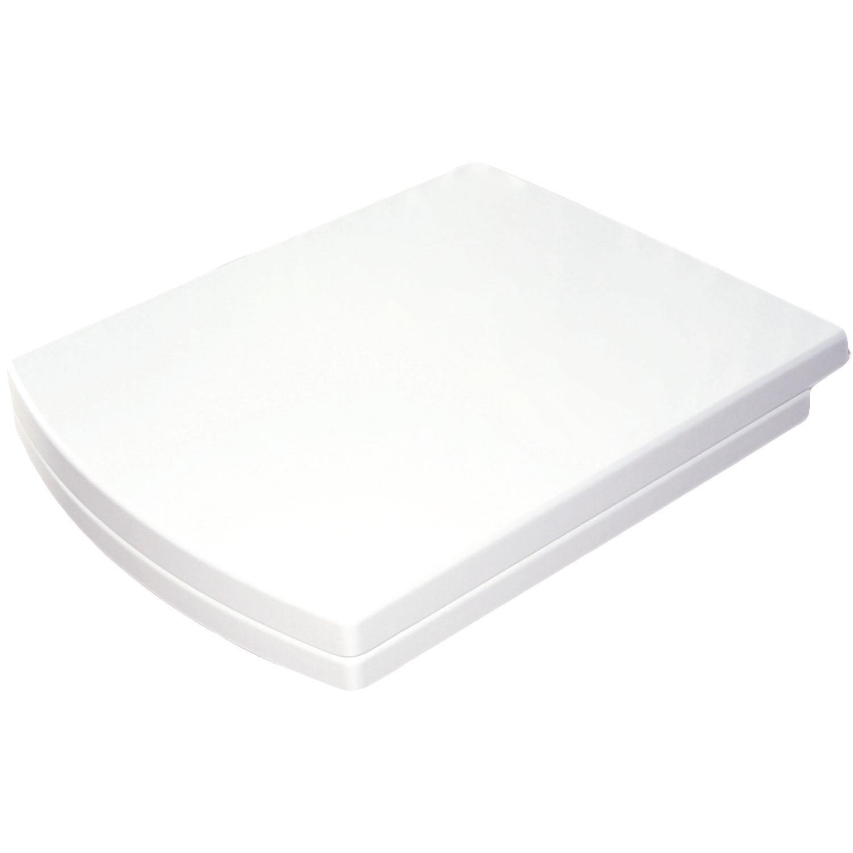 Soft close toilettensitz für stand wc und hänge wc kleopatra weiss wc sitz aus duroplast